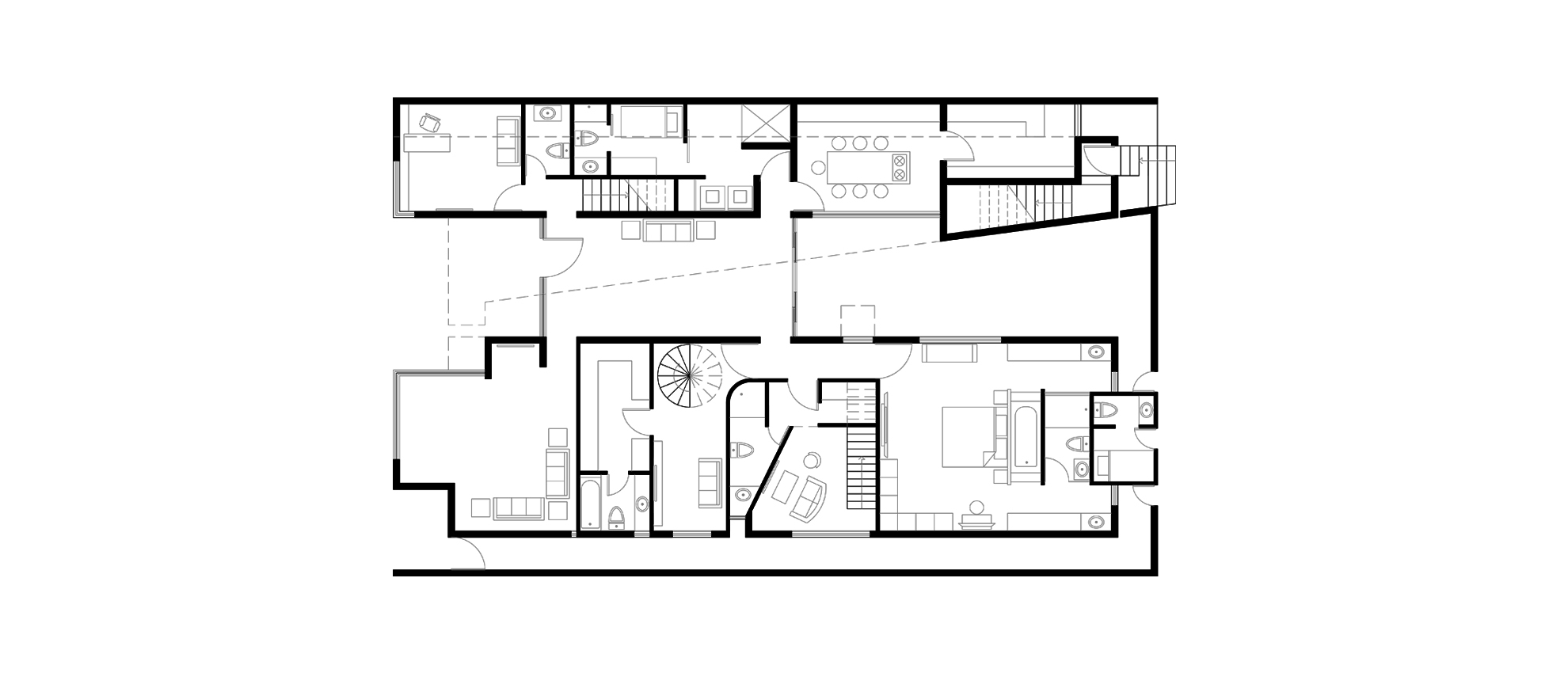 1Ground Floor Plan