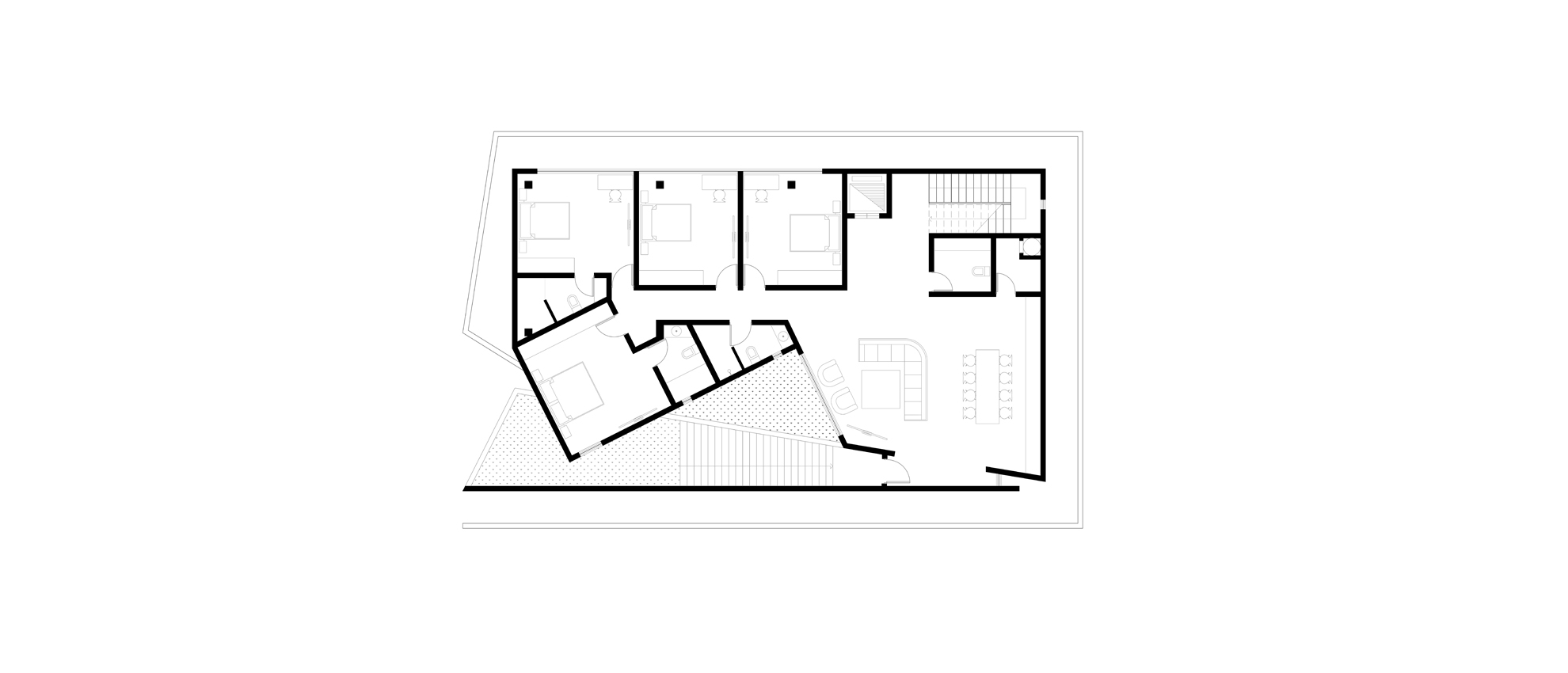1Second Floor Plan